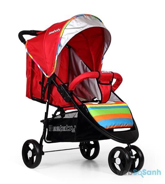 xe đẩy trẻ em