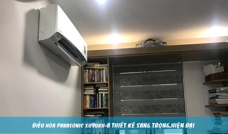 Điều hòa Panasonic Inverter 8700 btu cu/cs-xu9ukh-8
