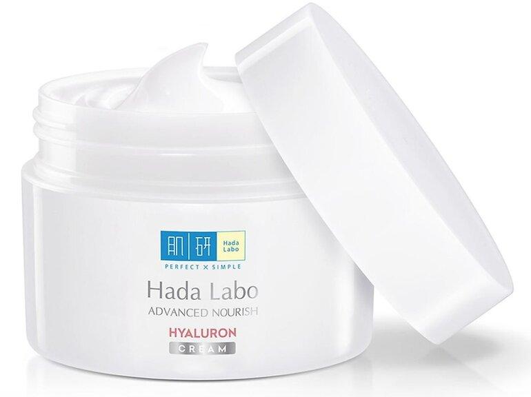 Kem dưỡng ẩm Hada Labo màu trắng có gì nổi bật?