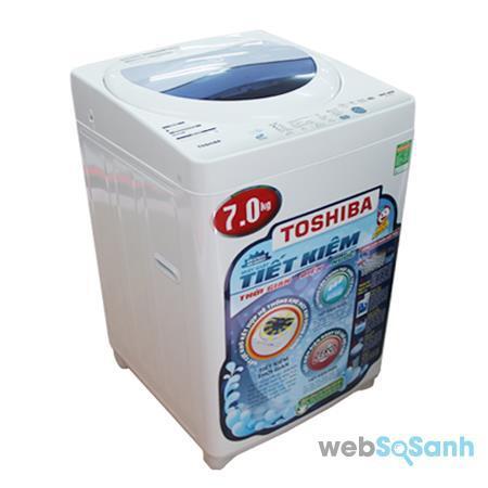 máy giặt toshiba lồng đứng 7kg giá bao nhiêu