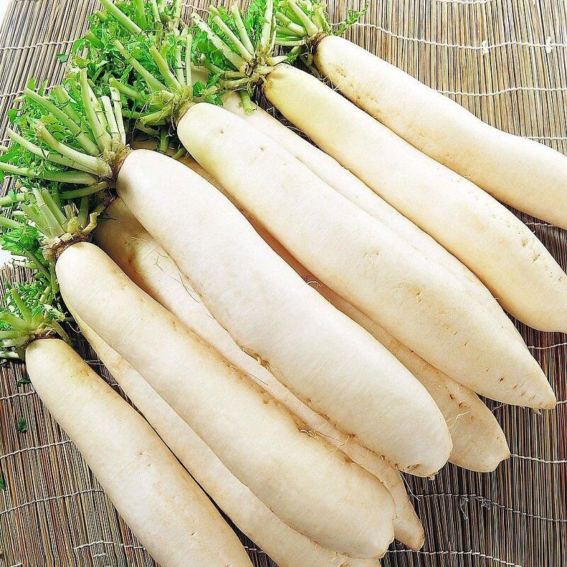 Củ cải giúp làm giảm viêm và các độc tố , giúp não bộ khỏe hơn