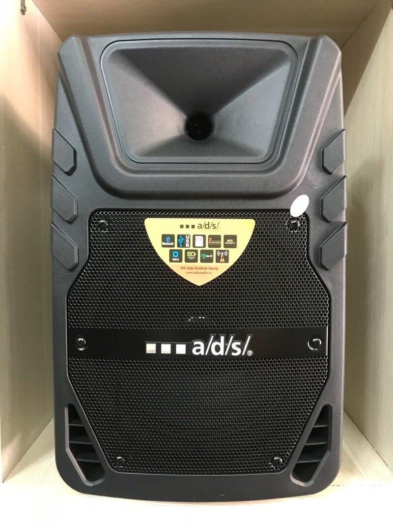 Thiết kế loa Karaoke Bluetooth cao cấp chắc chắn, mạnh mẽ