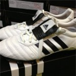 Adidas Gloro FG Core white- core black