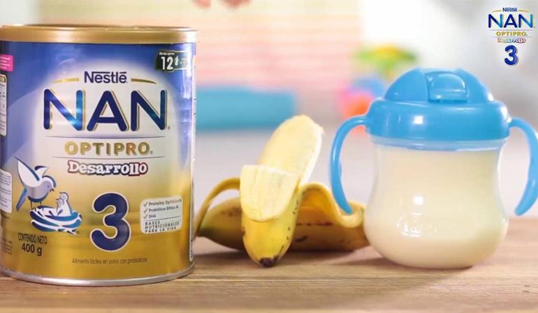 Sữa Nan của Nga bổ sung DHA và ARA giúp bé thông minh, ham học hỏi