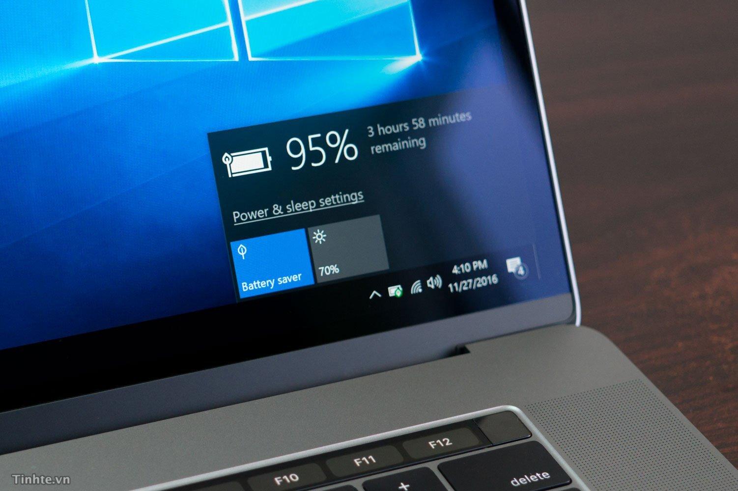 Có nhiều lỗi khiến laptop sạc pin không vào