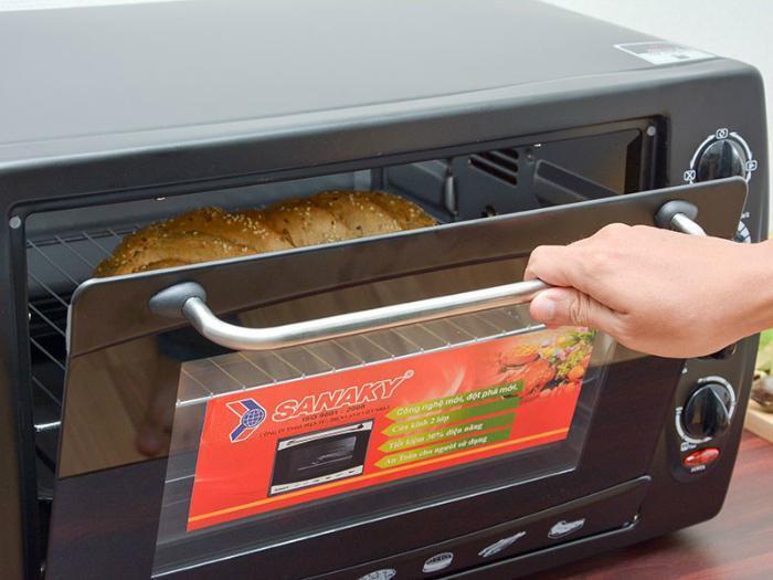 13 lò nướng tiết kiệm điện giá từ 500,000 đồng có đủ các chức năng nấu cơ bản | monmientrung.com