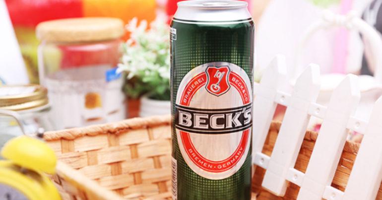 Bia Beck của nước nào ? Uống ngon không ? Giá bia Beck's 2019 bao nhiêu tiền ?