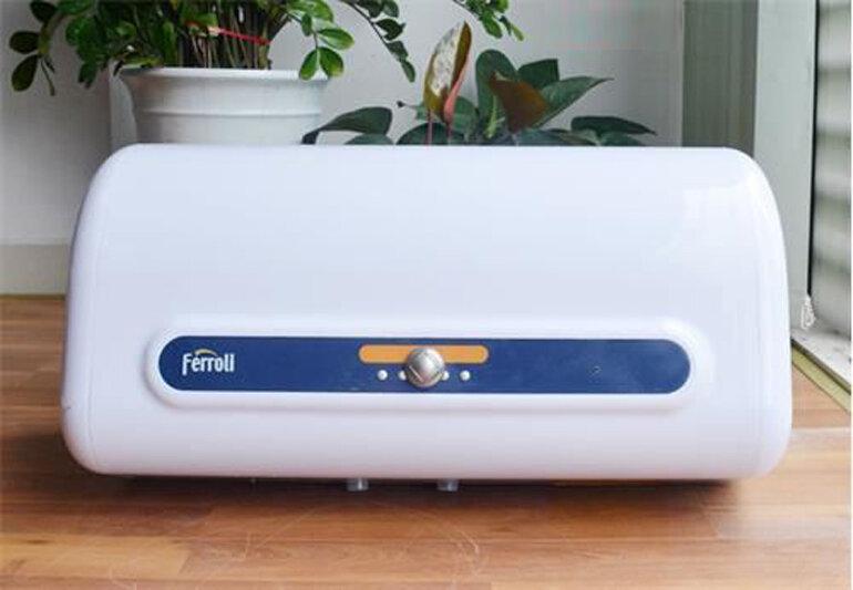 Bình nóng lạnh Ferroli thiết kế đẹp mắt