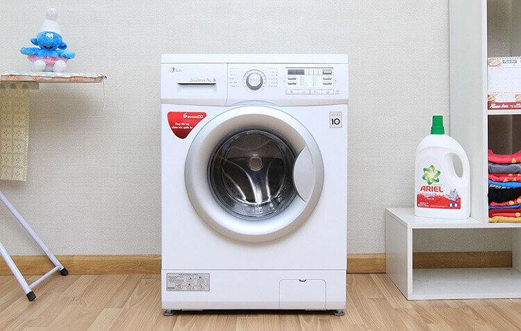 Lựa chọn máy giặt tiết kiệm nước