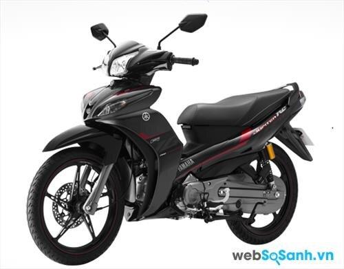 Yamaha Jupiter 2016