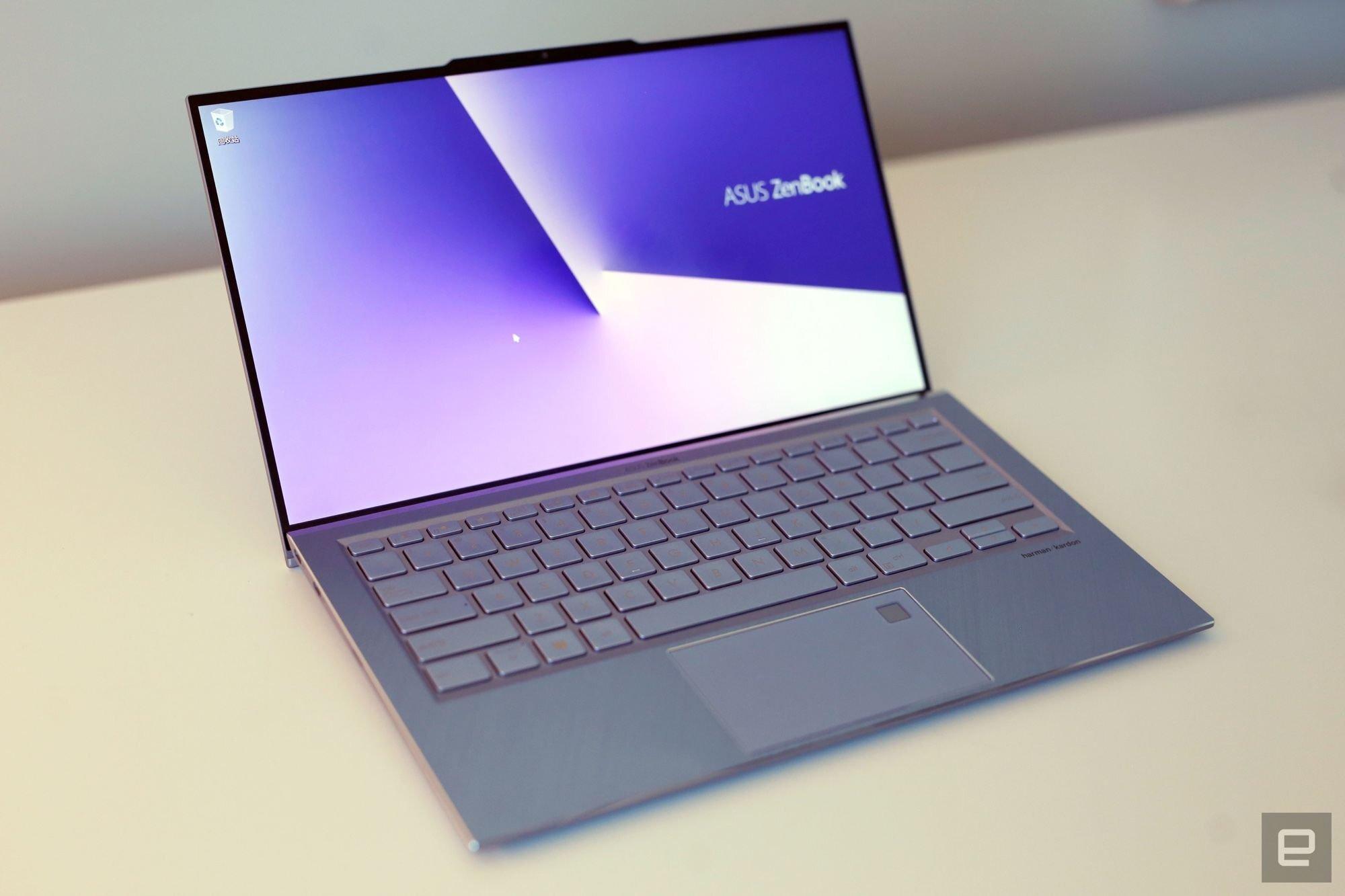 Asus ZenBook chỉ nặng đúng 1kg