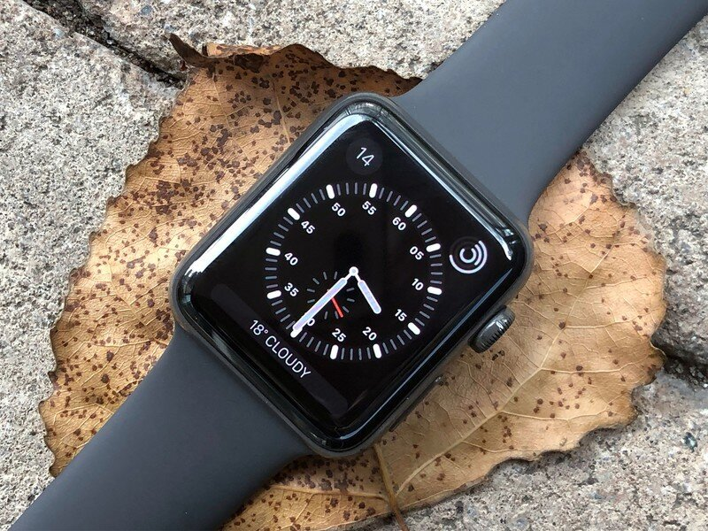 Apple Watch Edition cao cấp