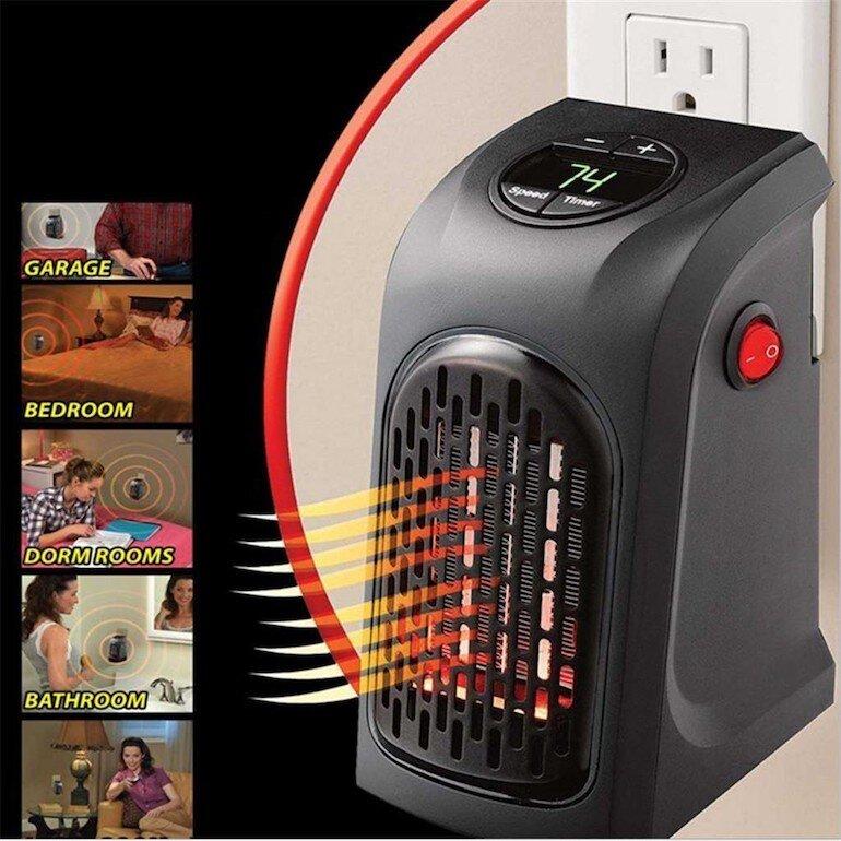 Máy sưởi Handy Heater hiện đại và hoàn hảo ra sao?