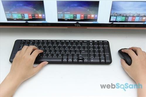 Kết nối bluetooth từ tivi tới bàn phím và chuột