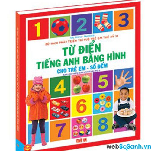 Từ điển tiếng Anh bằng hình cho trẻ em: Số đếm