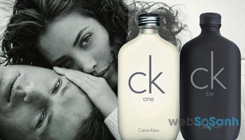 nước hoa nam CK one Calvin Klein