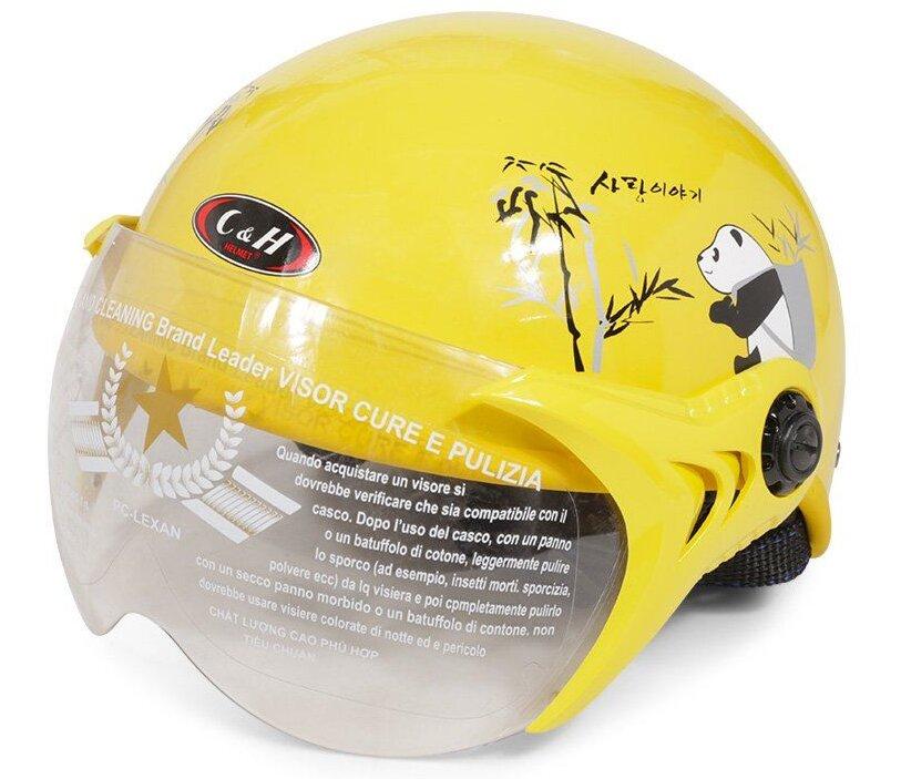 Mũ bảo hiểm trẻ em nửa đầu C&H CH05A