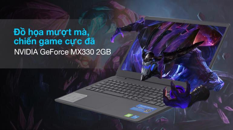 Card đồ họa rời NVIDIA GeForce MX330 2GB