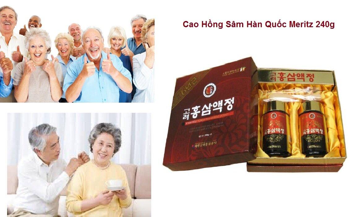 Sâm Hàn Quốc chính là món quà cho sức khỏe mà bạn có thể dành tặng cho những người thân yêu của mình