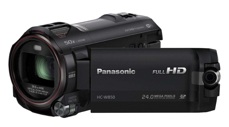 Máy quay Panasonic HC-W850