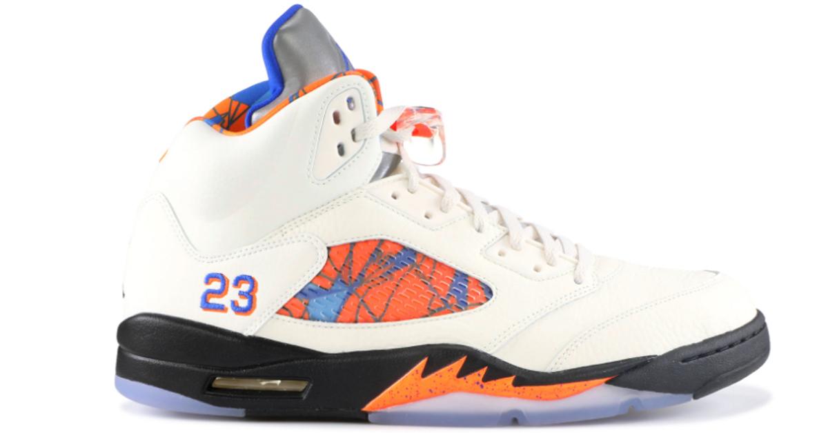 """Đánh giá giày Nike Air Jordan 5 Retro """"Orange Peel"""" - Giúp bạn thực sự tỏa sáng ngay cả trong đêm"""