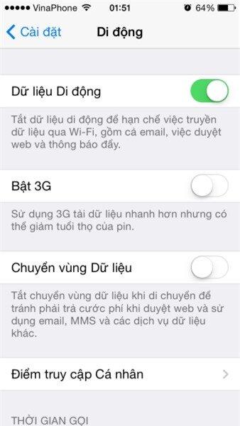 Tăng thời lượng pin iPhone theo hướng dẫn của kỹ sư Apple