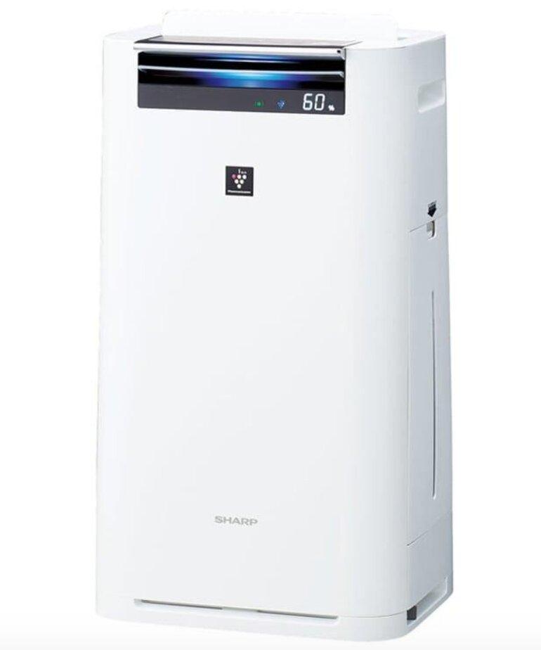 Máy lọc không khí bù ẩm Sharp KI-GS70-W