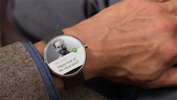 Đồng hồ thông minh One Wear của HTC lộ diện: Mặt tròn, ra mắt tháng Tám