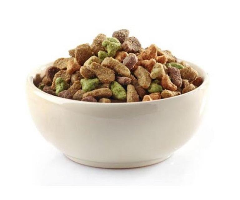 Thức ăn khô cho chó Phốc hươu