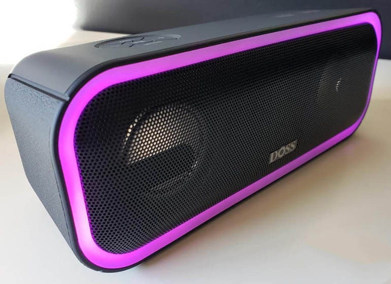 loa doss soundbox pro plus