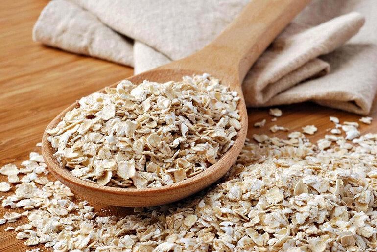 Yến mạch chứa hàm lượng dinh dưỡng cao