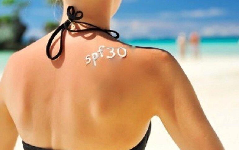 Kiểm tra chỉ số chống nắng SPF/PA có trên bao bì