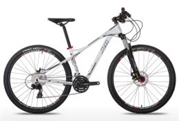 Xe đạp thể thao Jett Ignite White Red 2015