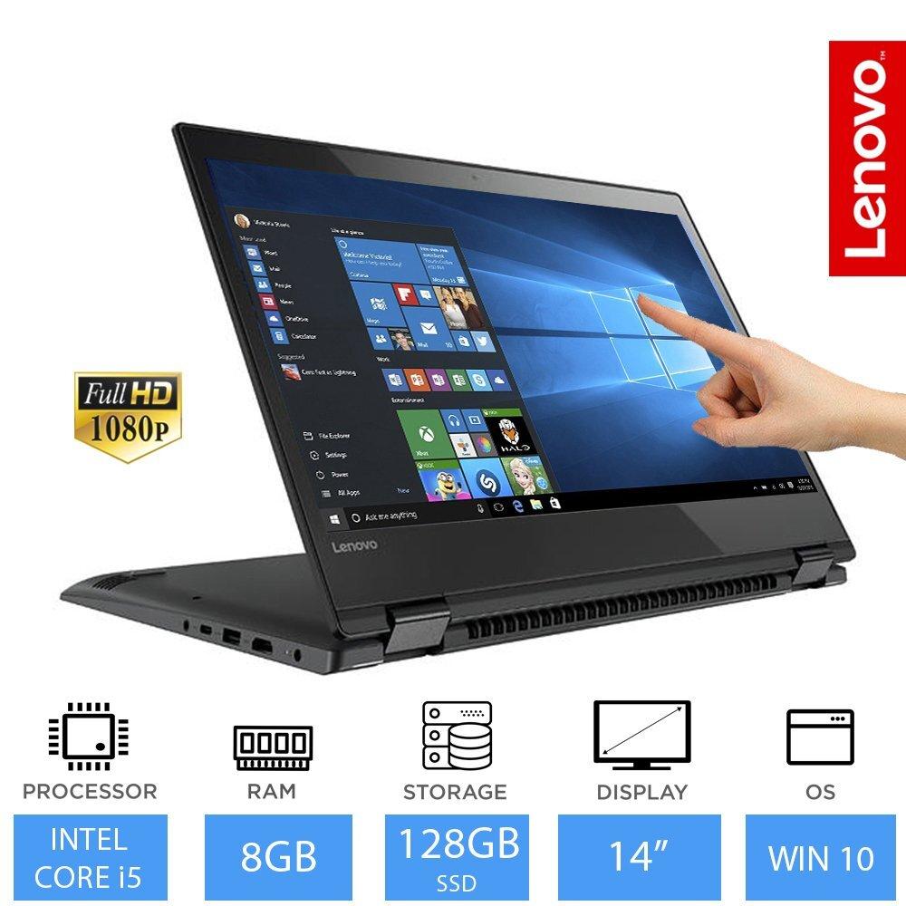 Lenovo Yoga 520 màn hình cảm ứng dễ sử dụng.