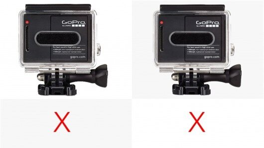 The optional LCD Touch BacPac is available for the other GoPro Hero3+ or Hero4 models with...