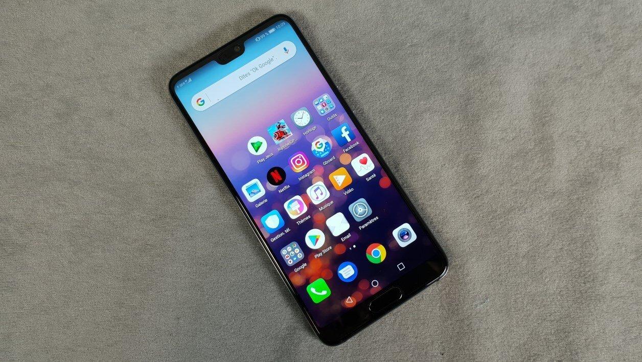 Điện thoại Huawei P20