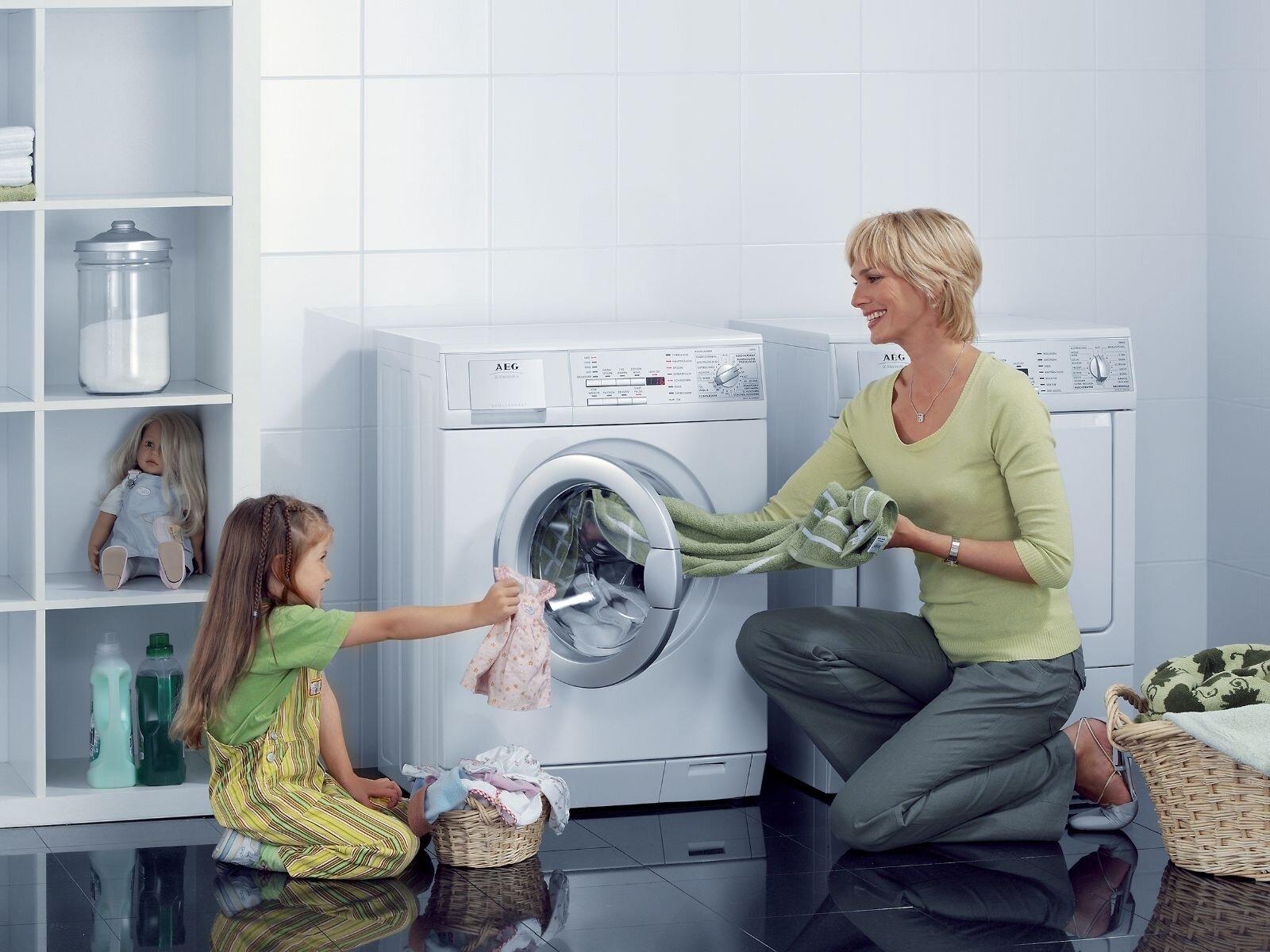 Nên mua máy giặt sấy hiệu LG hay Electrolux?