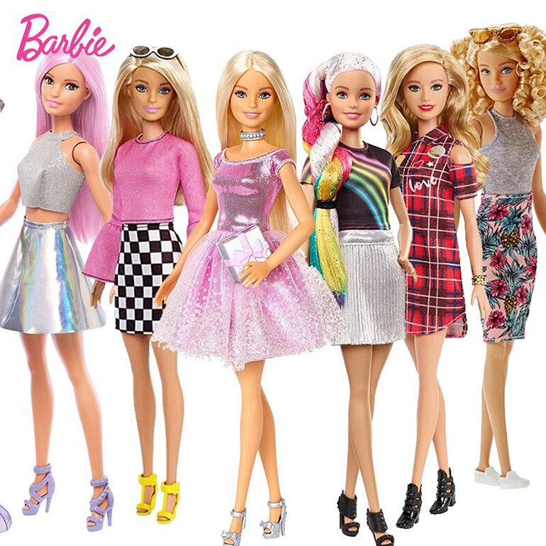 Đồ chơi ngôi nhà trong mơ Barbie