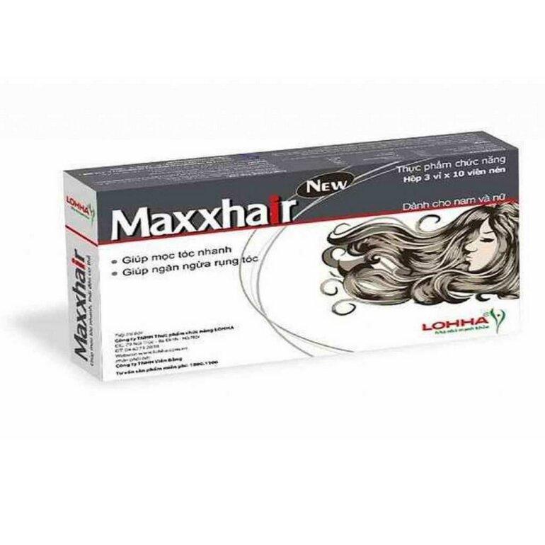 Thực phẩm chức năng mọc tóc Maxxhair