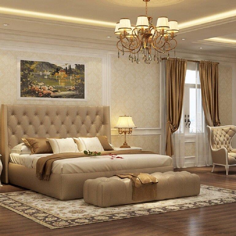 màu sắc của nội thất cổ điển
