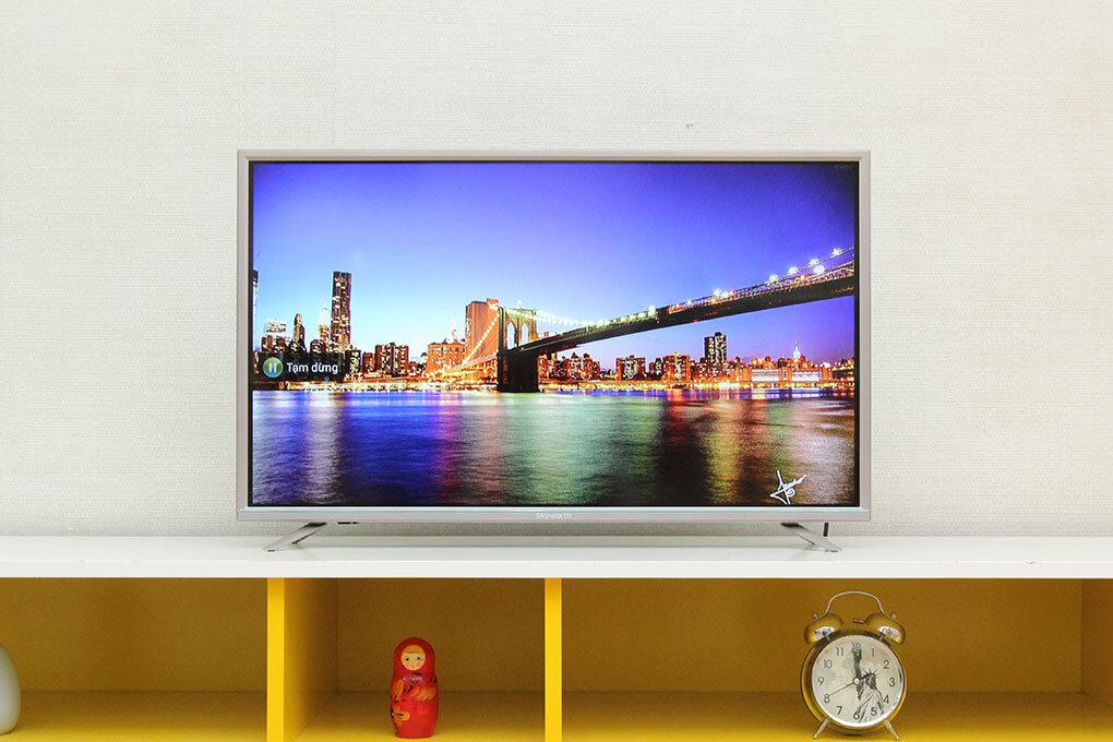 Sản phẩm Smart TV giá tốt đến từ thương hiệu Skyworth Việt Nam