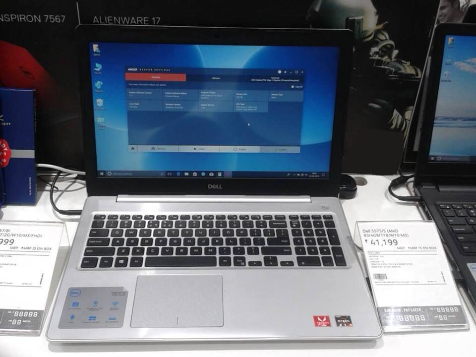Laptop Dell Inspiron 5575