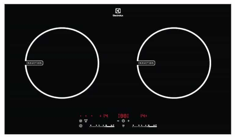 Bếp từ Electrolux có thiết kế bền bỉ, sang trọng và tinh tế