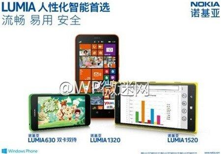 Hình ảnh mới nhất của Lumia 630 bị rò rỉ