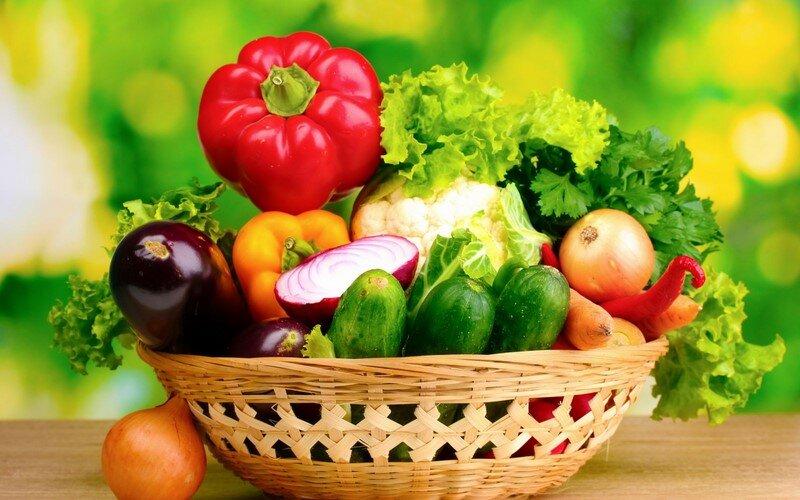 Rau củ quả cung cấp nguồn dưỡng chất tuyệt vời để da khỏe mạnh và đẹp hơn
