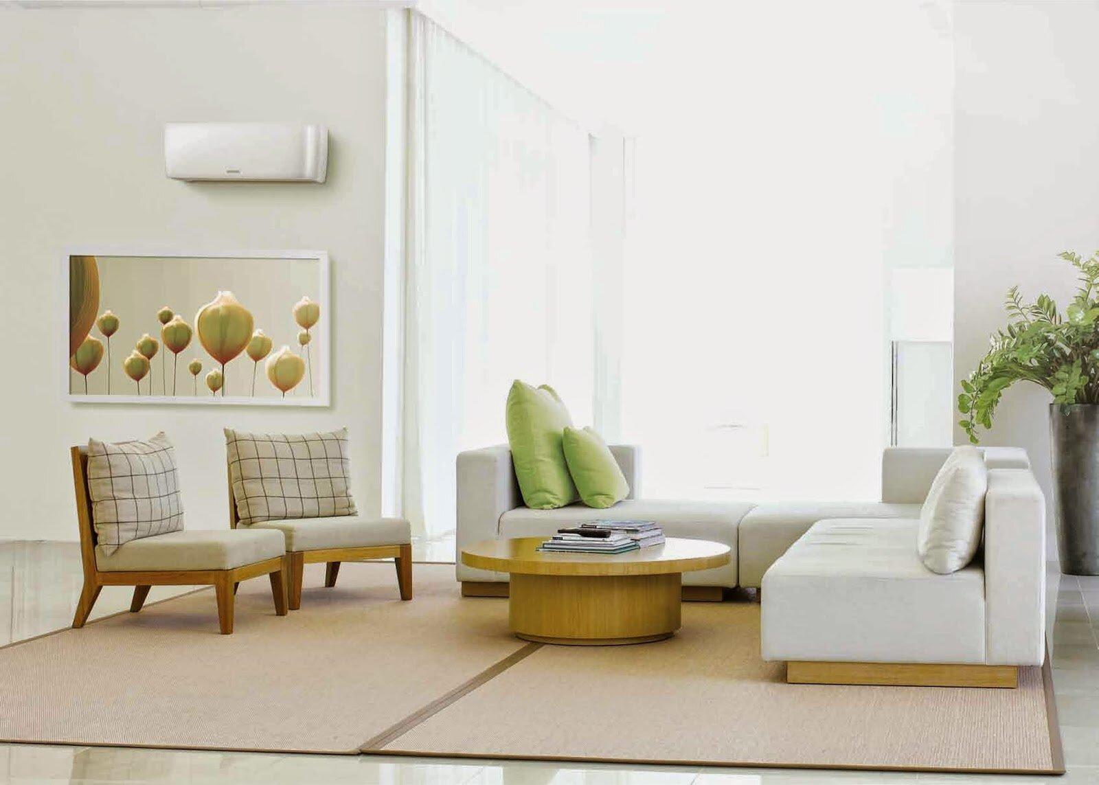 Cần đặt điều hòa có công suất phù hợp cho phòng khách