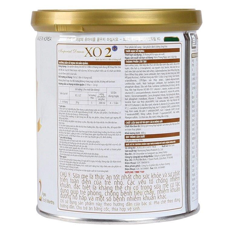 So sánh sữa công thức Glico và Xo, loại nào tốt cho bé?
