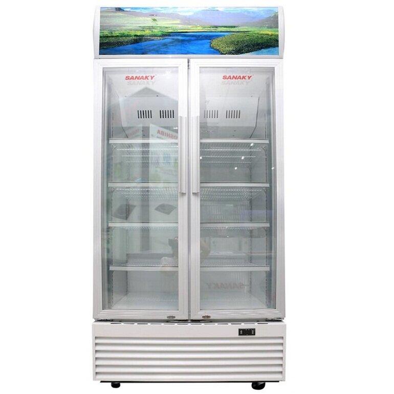 Tủ mát giá rẻ Sanaky VH-169K