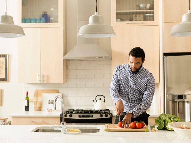 Tính năng mới của nồi chiên không dầu khiến việc nấu ăn trở nên đơn giản hơn với những người đàn ông