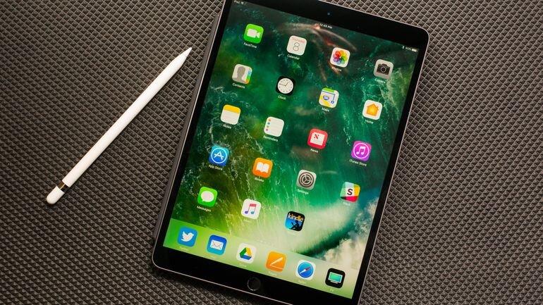 iPad Pro phiên bản mới nhất sử dụng bút Apple Pencil